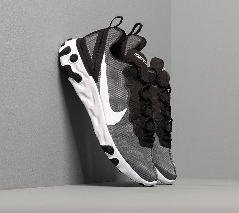 Nike Nike React Element 55 Se Black/ White
