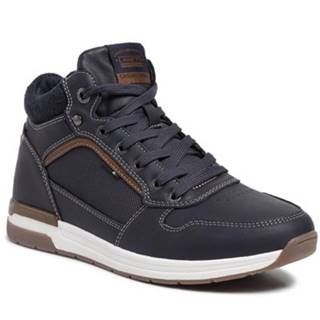 Šnurovacia obuv Lanetti MP07-81161-01 Ekologická koža/-Ekologická koža