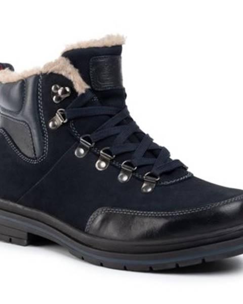 Tmavomodré topánky GO SOFT