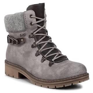 Šnurovacia obuv Rieker Y9131-43 Ekologická koža/-Ekologická koža