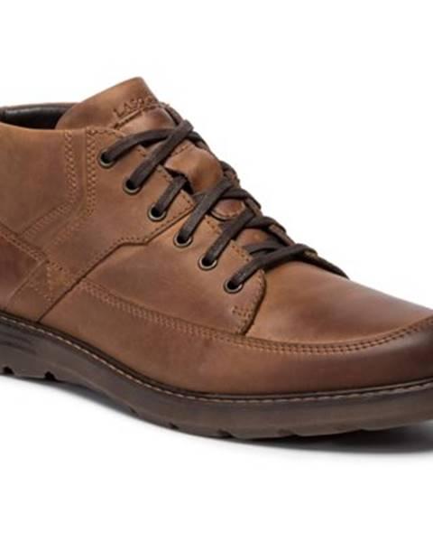 Lasocki for men Šnurovacia obuv Lasocki for men MB-COLOMBO-10 koža(useň) lícová
