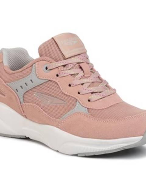 Ružové topánky Sprandi