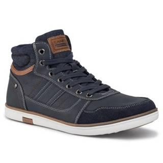 Šnurovacia obuv Lanetti MP07-16996-10 Ekologická koža/-Ekologická koža