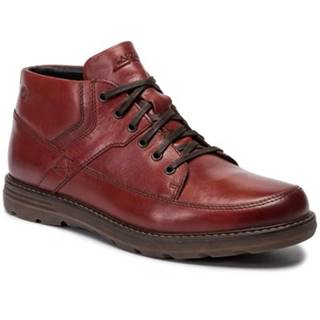 Šnurovacia obuv Lasocki for men MB-COLOMBO-10 koža(useň) lícová