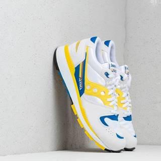 Saucony Azura White/ Yellow/ Blue