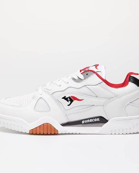 Biele tenisky Kangaroos