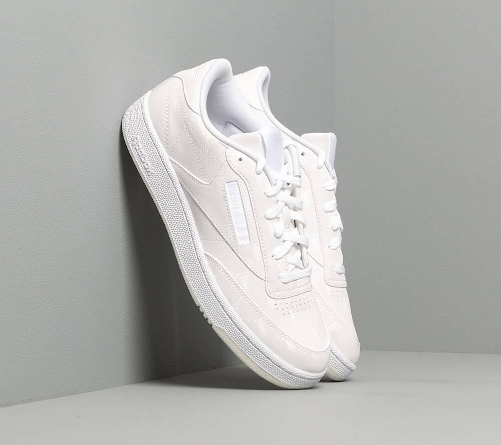Reebok Classic Reebok x Trés Rasché Club C 85 MU White/ White/ White
