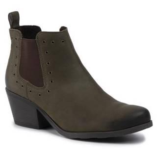 Členkové topánky Lasocki RST-CORIA-03 nubuk