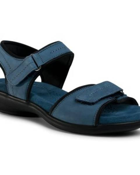 Tmavomodré sandále GO SOFT