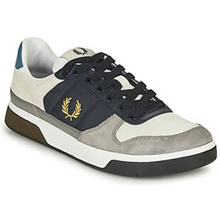 Nízke tenisky Fred Perry  B300 LEATHER / SUEDE / POLY