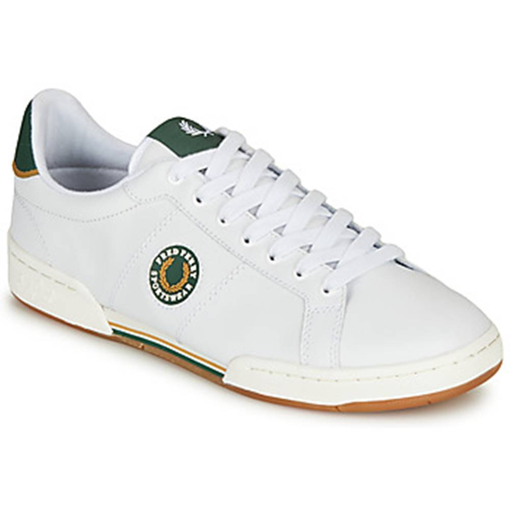 Fred Perry Nízke tenisky Fred Perry  B722 LEATHER / BADGE
