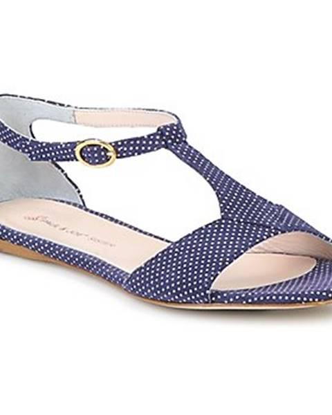 Modré sandále Paul   Joe Sister