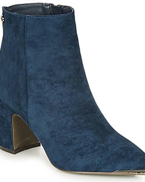 Modré topánky Xti