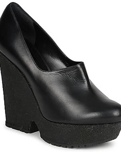 Čierne čižmy Sonia Rykiel