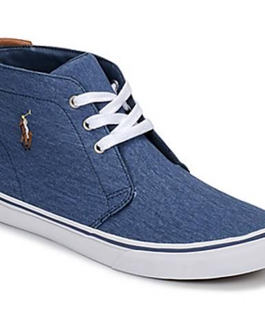 Modré tenisky Polo Ralph Lauren