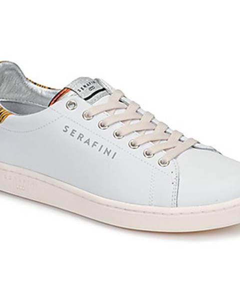 Biele tenisky Serafini