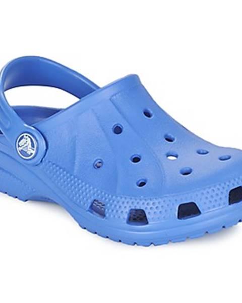 Modré topánky Crocs
