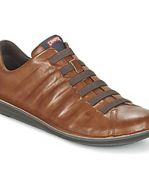 Hnedé topánky Camper