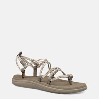 Béžové dámske sandále Teva Voya Infinity
