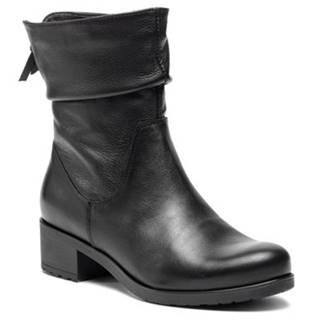 Členkové topánky Lasocki 7467-01 koža(useň) lícová