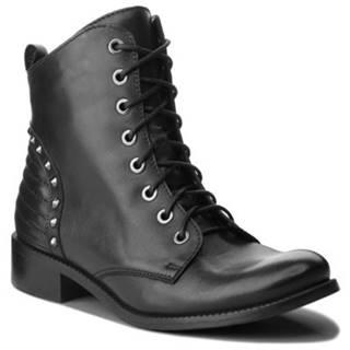 Šnurovacia obuv Lasocki D557 koža(useň) lícová