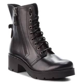 Šnurovacia obuv Lasocki RST-ALTEA-06 koža(useň) lícová