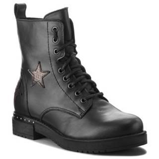 Šnurovacia obuv Lasocki TOSTO-03 koža(useň) lícová