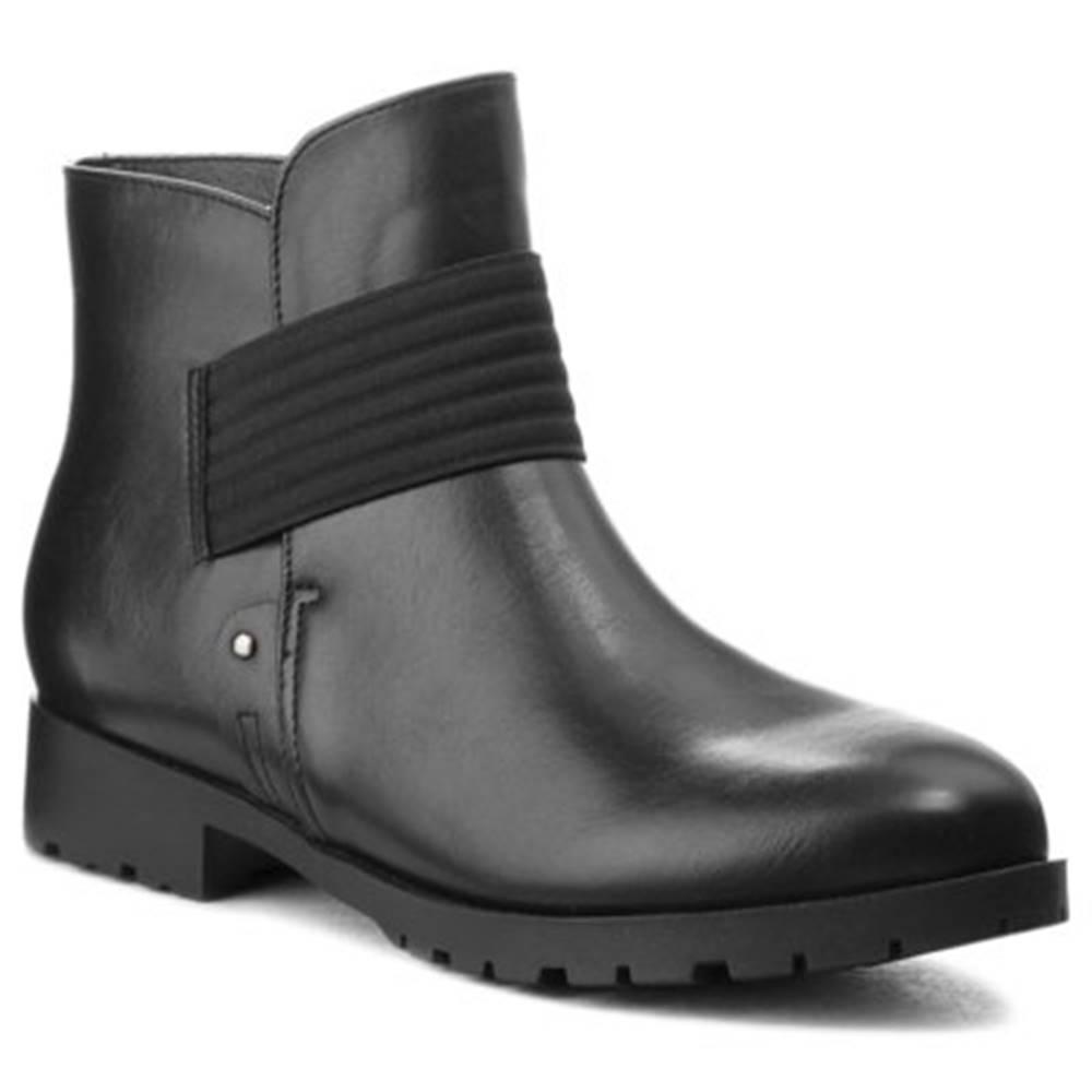 Jenny Fairy Členkové topánky Jenny Fairy WYL1130-1 koža ekologická