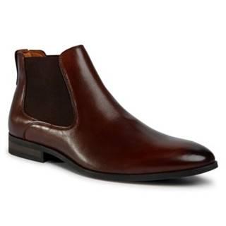 Členkové topánky Lasocki for men MI08-C736-743-09 koža(useň) lícová