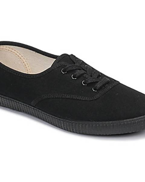 Čierne tenisky Yurban