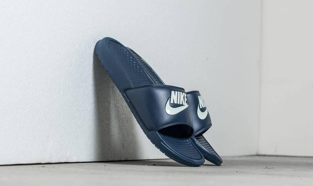 Nike Nike Benassi Jdi Midnight Navy/ Windchill