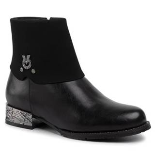 Členkové topánky Jenny Fairy WYL1935-1 koža ekologická