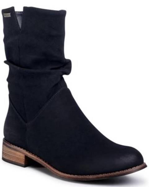 Tmavomodré topánky Jenny Fairy