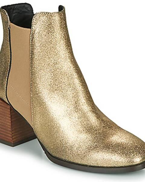 Zlaté topánky Fericelli
