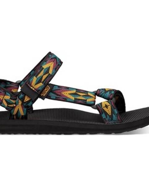 Viacfarebné športové sandále Teva