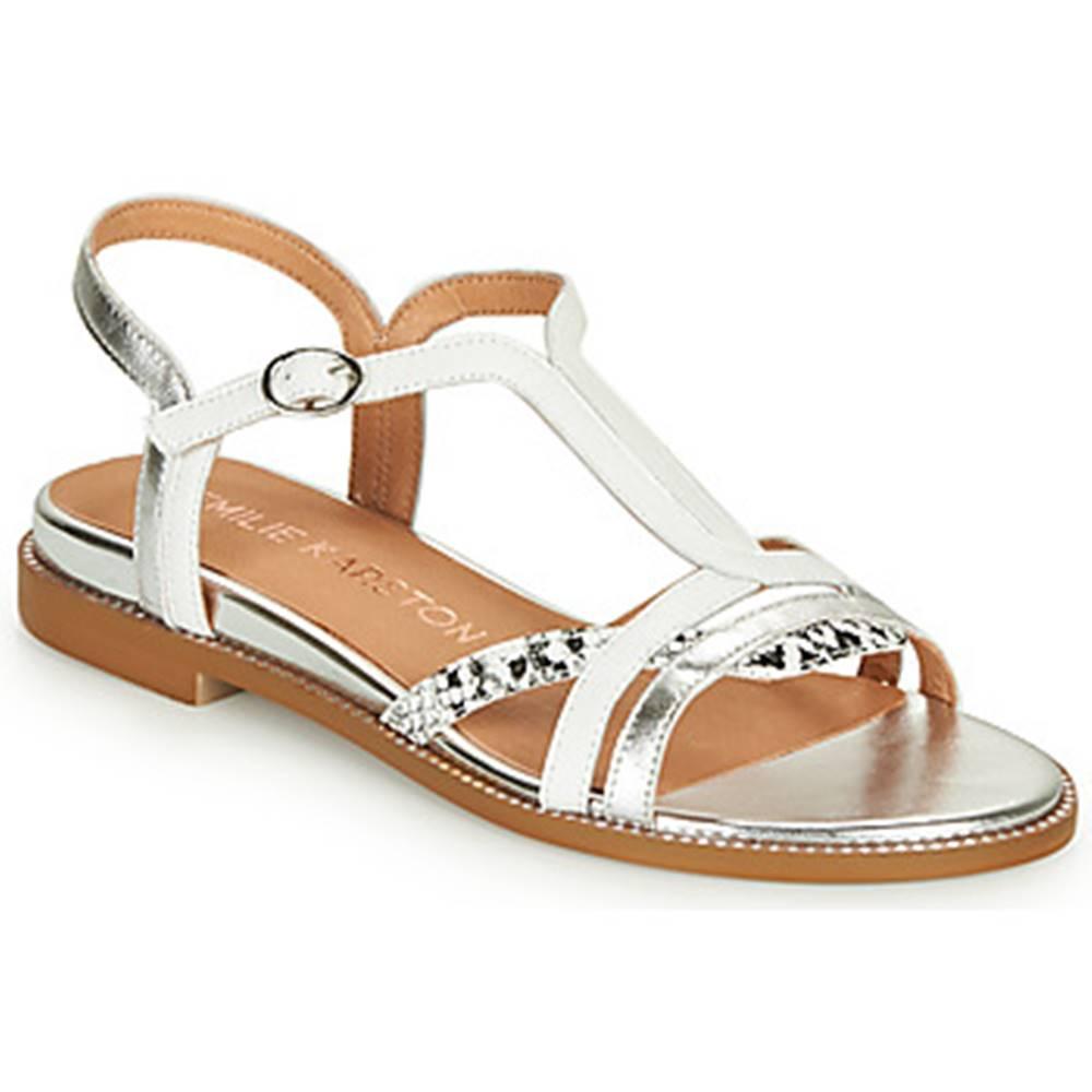 Karston Sandále Karston  SOBIO