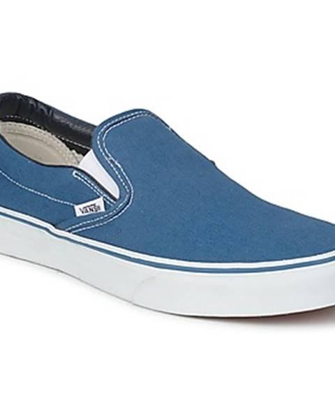 Modré espadrilky Vans