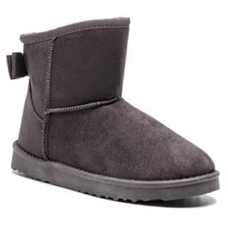 Členkové topánky Jenny Fairy WS1655-40 Materiał tekstylny