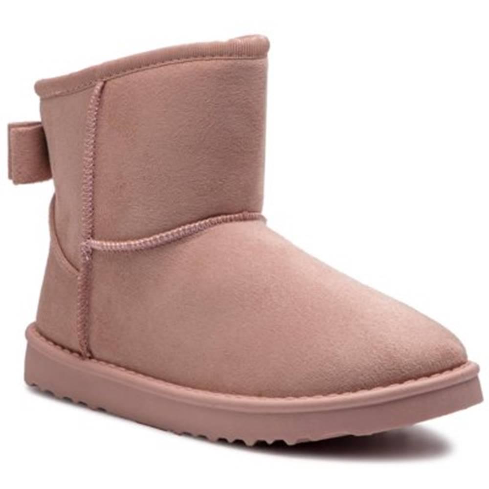 Jenny Fairy Členkové topánky Jenny Fairy WS1655-40 Materiał tekstylny