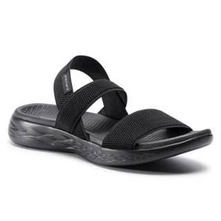Sandále Skechers 15312 BBK