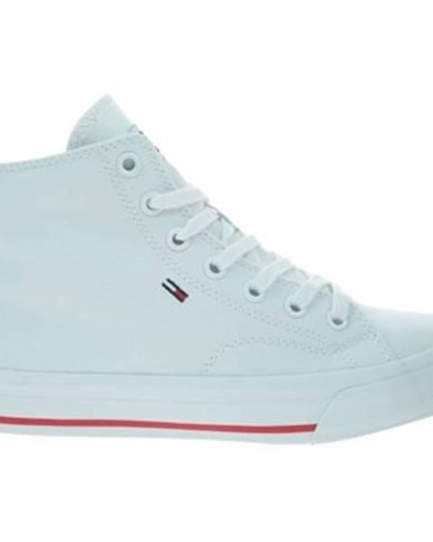 Biele tenisky Tommy Hilfiger