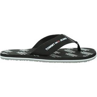 Žabky Tommy Hilfiger  Tommy Jeans Print Beach Sandal