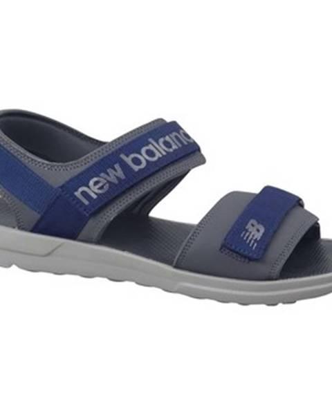 Viacfarebné sandále New Balance