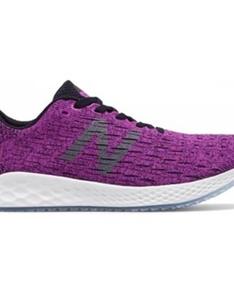 Fialové topánky New Balance
