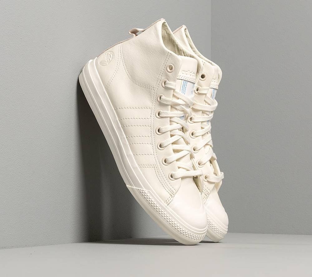 adidas Originals adidas Nizza Hi Rf Off White/ Off White/ Off White