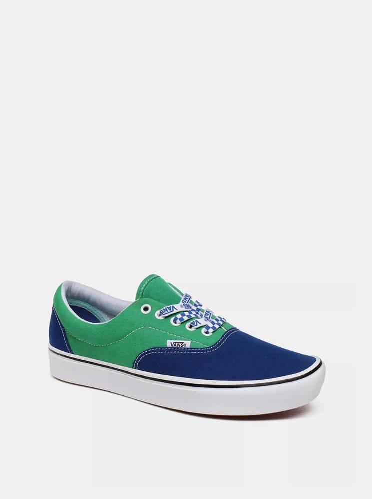 Vans Modro-zelené pánske tenisky VANS