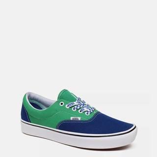 Modro-zelené pánske tenisky VANS