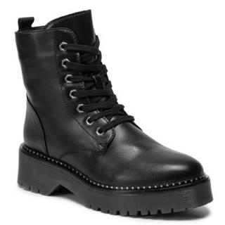 Šnurovacia obuv Jenny Fairy WS2860-02 koža ekologická
