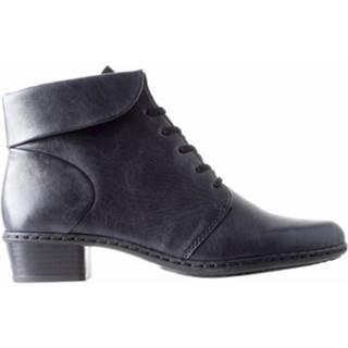 Šnurovacia obuv Rieker Y0711-14 Ekologická koža/-Ekologická koža