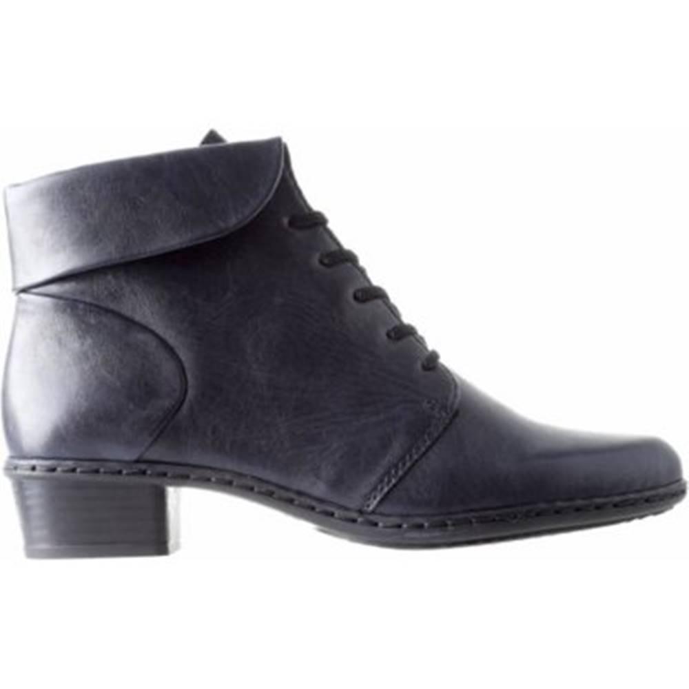 Rieker Šnurovacia obuv Rieker Y0711-14 Ekologická koža/-Ekologická koža